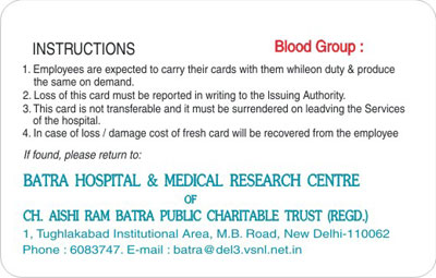 Employees Cards Exporters Exporter India