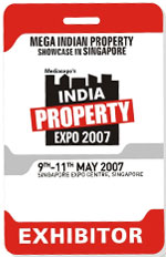 exhibitor Cards Manufacturers
