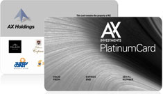 Platinum Cards Manufacturers