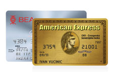 Gold Cards Manufacturers
