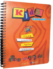 Printed  Name Notebooks Delhi