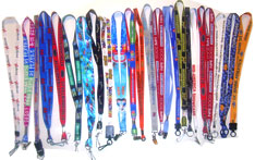 Multicolor printing Lanyards Delhi