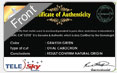 Warranty Cards Manufacturers Delhi