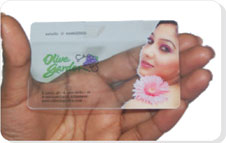 Transparent Business Cards Suppliers